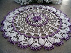 Color Doily - 2