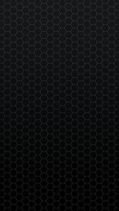Get Best Black Wallpaper for Android Phone Today Hexagon Wallpaper, Grid Wallpaper, Apple Wallpaper, Dark Wallpaper, Screen Wallpaper, Android Wallpaper Black, Black Wallpaper Iphone, Cellphone Wallpaper, Carbon Fiber Wallpaper