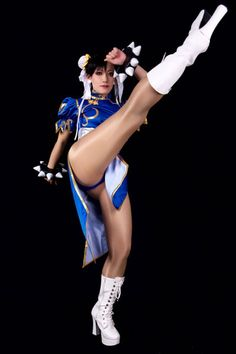 Chun Li from Street Fighter #Cosplay
