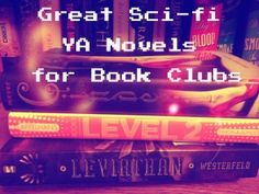 Sci-Fi titles for YA book club