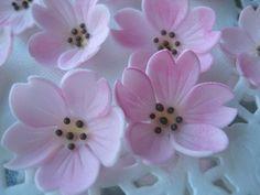 Cherry blossom tutorial.