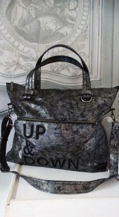 9064a05c1aca NEUF femmes géométrique grand modèle Sac cabas sac à main Brillant Élégant    eBay
