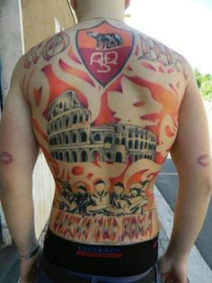 20 Best Roma Tattoos Images As Roma Tattoos Curves