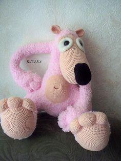 Ravelry: 012 Teddy Bear with pyjamas Ravelry pattern by LittleOwlsHut