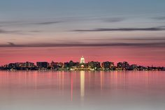 Sunset - Madison, Wisconsin