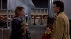 Sleepless in Seattle. You can't help but love Meg Ryan, Tom Hanks 90's movies! Well...I can't help it...