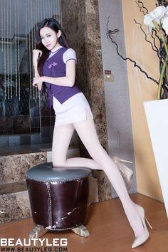 [Beautyleg套图] No.1277 Avril 美腿写真_第5页/第1张图