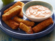 Homemade Frozen Fish Sticks Recipe : Food Network Kitchen : Food Network - FoodNetwork.com