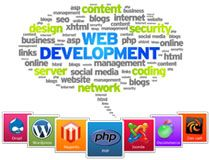 Website Development.  http://www.paramwebs.com/website-development