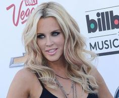 Jenny McCarthy and her great hair