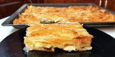 Πατσαβουρόπιτα με τυρί φέτα Greek Cheese Pie, Cheese Pies, Pita Recipes, Greek Recipes, Cypriot Food, Greek Pita, Spanakopita, Easy Cooking, Feta