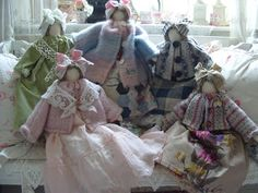 68 Best Dolls Images Rag Dolls Trapillo Baby Dolls
