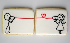 One of THE cutest cookie designs I have ever seen!