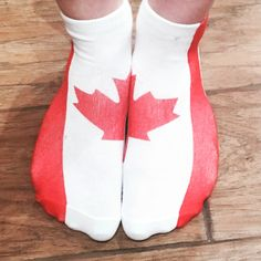 We can't wait for the long weekend ahead! How are you celebrating Canada? 🇨🇦 Streestville celebrations start at on July Boot Socks, Ankle Socks, Canadian Gifts, Canada Day, Fashion Socks, Unique Outfits, Long Weekend, Christmas Stockings, Celebrations