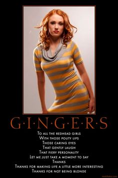 gingers | Do gingers really have no soul?