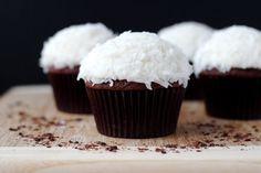 Recetas de cupcakes de coco