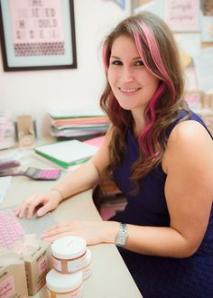 The Top 10 Everygirl Career Profiles of 2014: Lani Lazzari, CEO and Founder of Simple Sugars #career #theeverygirl