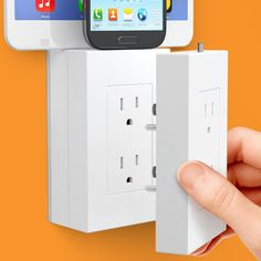 thingCHARGER: The awesome new charger for your things. I'm interested, just need to figure out how many I need.