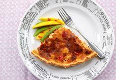 Nem aftensmad: Tærte med kylling - Woman.dk