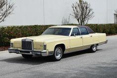 1977 Lincoln Continental Sedan