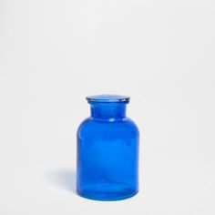 Bote Tapa Azul - Accesorios - Baño | Zara Home Uruguay