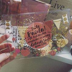 Konfetti-Schüttel-Einladungen #einladungen #konfetti #schuttel