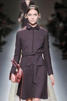 Valentino at Paris Fashion Week Fall 2011 - Runway Photos