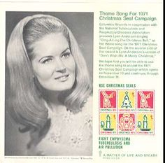 Lynn Anderson - Ding A Ling, The Christmas Bell | Christmas 45's ...
