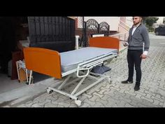 Türkiyenin En Alçalabilen 3 Motorlu Hasta Karyolası 05302865343