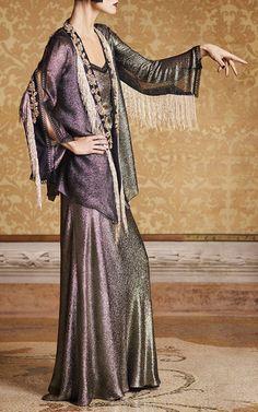 Alberta Ferretti Limited Edition Collection Look 1 on Moda Operandi