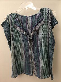 Ravelry: carmenliab's Tweedy Shirt Clothing Patterns, Sewing Patterns, Weaving Designs, Ravelry, Loom Knitting, Crochet Clothes, Hand Weaving, Fashion Looks, Shirts