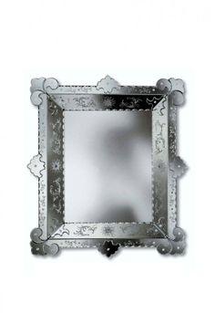 Murano Glass Mirror #110s