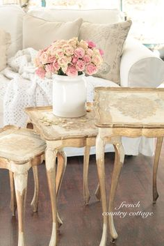 FRENCH COUNTRY COTTAGE: Treasures