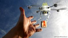 This will signify the arrival of the coming age of drones