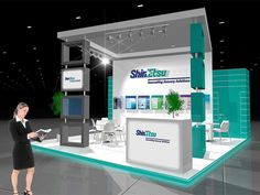 #exhibition #stand #design                                                                                                                                                      More