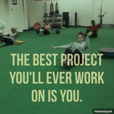 #MotivationMonday: how is your project coming? #ChulaVistaBootCamp #womensfitness