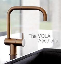 vola copper tap - Google Search