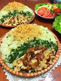 Xôi gà quay tay béo ngậy bữa cơm cuối tuần - http://congthucmonngon.com/89143/xoi-ga-quay-tay-beo-ngay-bua-com-cuoi-tuan.html