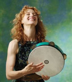 Layne Redmond (1952-) American drummer, teacher, mythologist and author of 'When Drummers Were Women'.
