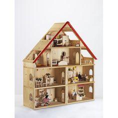 Dolls' house roof - Dachgeschoß Bambino