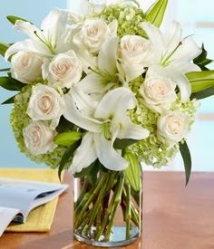 have some decorum: Valentine's Day Flower Snob