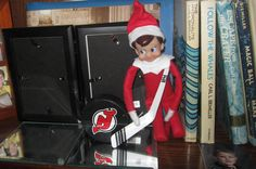 Twelve ways to save your butt when your Elf on the Shelf forgets to move.
