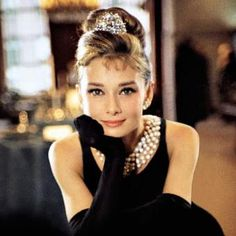 """Why change? Everyone has his own style. When you have found it, you should stick to it."" Audrey Hepburn #quotes"