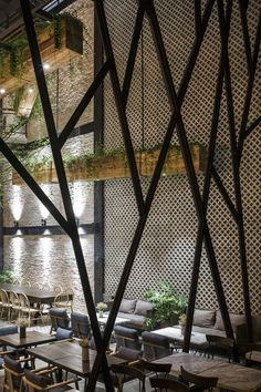 Image 9 of 60 from gallery of An'garden Café / Le House. Photograph by Hiroyuki Oki