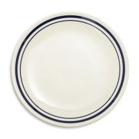 Sainte-Germaine Blue Salad Plate - From The Home Decor Discovery Community At www.DecoandBloom.com