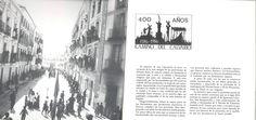 Semana Santa 1986 Catálogo de la exposición IV Centenario de la procesión Camino del Calvario realizado por M. A. Monedero Bermejo