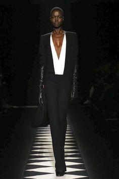 Haider Ackermann Ready To Wear Fall Winter 2015 Paris - NOWFASHION