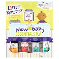 $4.00/1 Little Remedies New Baby Essentials Kit Coupon! http://po.st/r1Vj4Q
