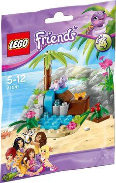 LEGO Friends Turtle's Little Paradise (41041)