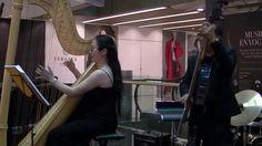 #Harp #music by Junedy #Singapore
